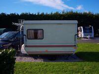 folding caravan 3 berth , like trailer tent
