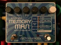 Memory Man with Hazarai (External Tap Tempo fitted)