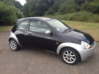 FORD KA ZETEC CLIMATE 1 LADY OWNER SINCE 2011 MOT 5 MONTHS VERY NICE DRIVE CHEAP CAR TO TAX & INSURE