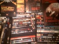 dvds box full.