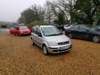 2004 Fiat Panda 1.2 Eleganza 5dr Hatchback 8 Months MOT No Advs Full Service ...