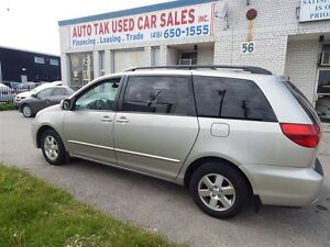 2004 Toyota Sienna LEATHER ALLOYS 7 PASSENGER