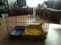 Kitten / dog cage