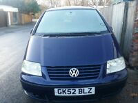 VW Sharan Sale(part or spare)