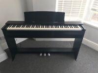 kawai digital piano almost new