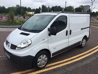 RENAULT TRAFIC SL27 FULLY LOADED NO VAT LOW MILES