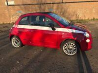 FIAT 500c POP CONVERTIBLE FOR SALE