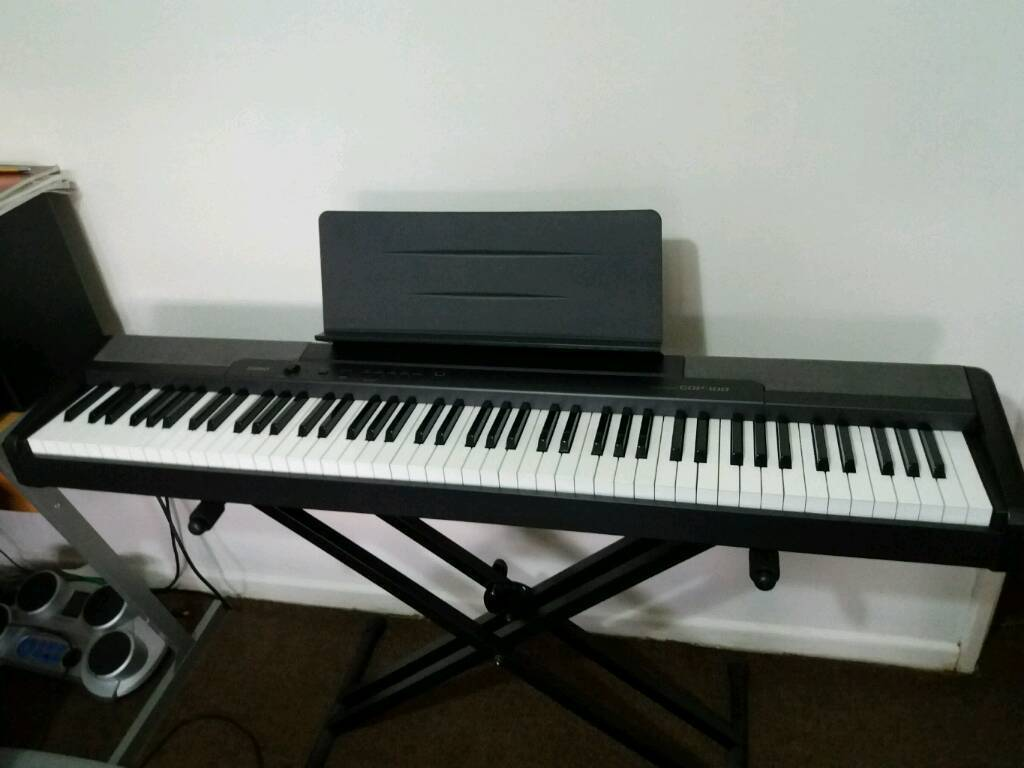 CASIO CDP 100 ELECTRIC PIANO