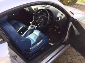 Audi TT 1.8 T Coupe Quattro 3dr **BLUE LEATHER INTERIOR**