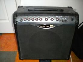 Line 6 Spider 2 30w amp.