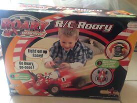 Roary the racing car remote control car
