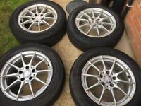 "Mercedes wheels!! CLC🌟16""🌟QUICK SALE 🌟£100🌟 HIGH QUALITY BARGAIN ."
