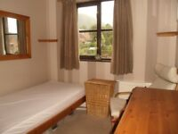 Single & Double room 300-325 pcm bills included