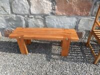 Garden Table Low Level Coffee Table Style