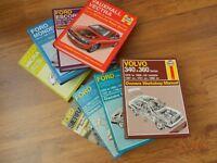 Classic cars manuals (9)