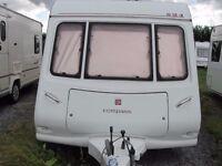 compass caravan 4 berth 2006 model please read