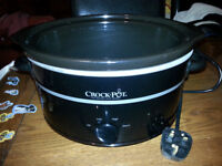 Slow cooker used