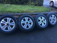 "Mercedes Benz GL class 19"" genuine alloy wheels ml m class alloys"