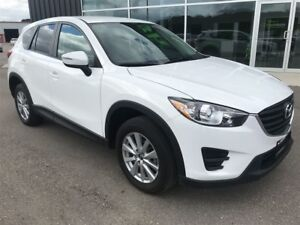 2016 Mazda CX-5 GX, A/C, Bluetooth, Touchscreen Radio
