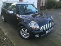 Mini Clubman 2008 Low Miles Mini History