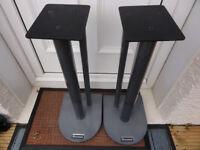 Atacama Nexus 5i Speaker Stands Satin Grey 29.00 Only
