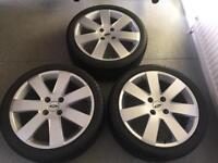 Ford Alloys Wheel 215/40/R17