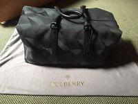 Mulberry Medium Clipper in Grey Dazzle Camo