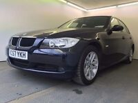2007 | BMW 320D SE | Manual | NEW CLUTCH/FLYWHEEL JUST FITTED | FULL BMW SERVICE HISTORY | Yr MOT |