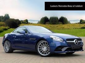 Mercedes-Benz SLC SLC 250 D AMG LINE (blue) 2016-09-22