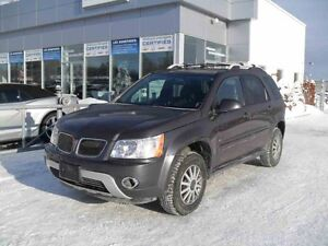 2007 Pontiac TORRENT AWD AWD REGULATEUR DE VITESSE
