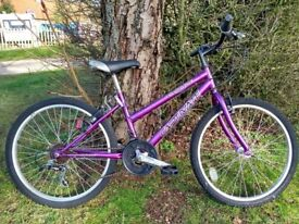 Girls Cycle in very good condition