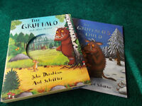 Gruffalo books & CD