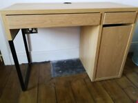 Ikea MICKE Desk, Excellent Condition