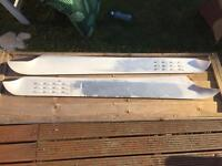 Running boards for a VW Wizard