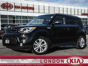 2015 Kia Soul EX - BLUETOOTH, HEATED SEATS