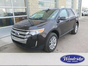 2014 Ford Edge Limited 3.5L V6, LOADED, NO ACCIDENTS