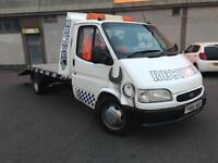 1997 ford transit recovery truck