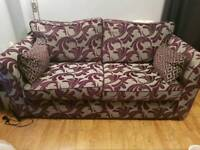 3 Seater and 2 seater sofa's for Sale