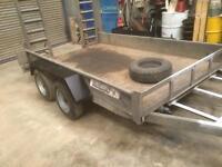 Indespension 3500kg trailer
