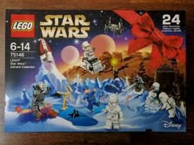 Lego Star Wars advent calendar (75146)