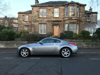 Nissan 350z GT - SAT NAV. Low Millage (53k), Excellent Condition, 1 Previous Owner