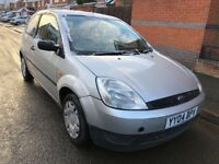 Fiesta auto **low mileage **