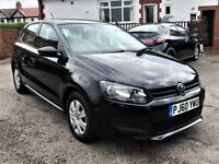 2011 VW POLO 1.2S, 5DOOR, 1 FORMER KEEPER, 71,000 MILES, SERVICE HISTORY, MOT TILL JANUARY 2019