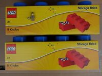 SAVE OVER 40% LEGO LARGE STORAGE BRICK 8 STUD BLUE BRAND NEW SAVE £13 CHRISTMAS IS COMING !!!