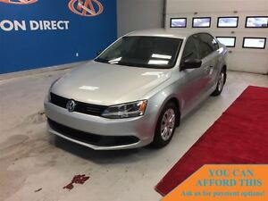 2013 Volkswagen Jetta 2.0L Trendline AC! FINANCE NOW!