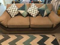 Sofa, chair & footstall