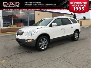 2012 Buick Enclave CXL AWD NAVIGATION/LEATHER/SUNROOF/7 PASS