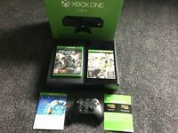 XBOX ONE 1TB CONSOLE WITH FIFA 17 AND GEARS OF WAR 4