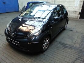 TOYOTA AYGO 5DR 1.0 PETROL BREAKING 2006 FOR SPARES 1X WHEEL NUT