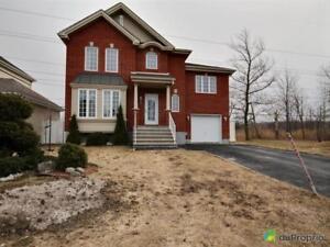 455 000$ - Maison 2 étages à vendre à La Prairie